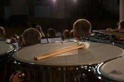 La répétition du concert de Nouvel-An